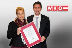 Auszeichnung für Christine Berger