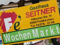 Seitner Wochenmarkt Feldkirchen