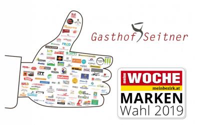WOCHE Markenwahl 2019