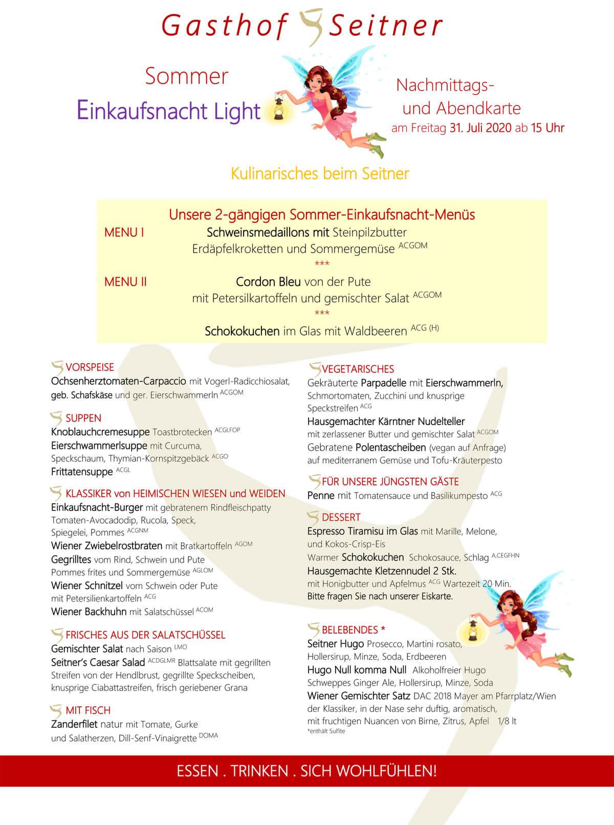 Sommer-Einkaufsnacht Feldkirchen 2020