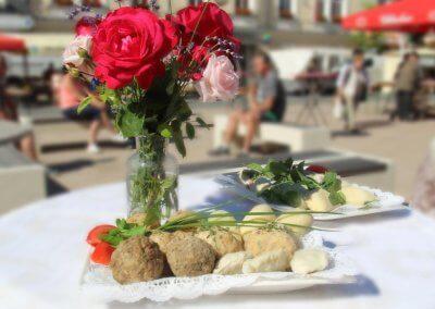 Feldkirchner Wochenmarkt