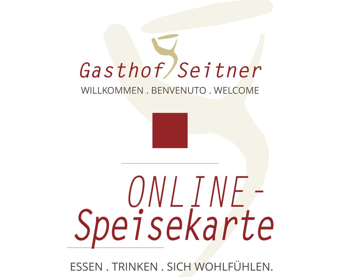 Online-speisekarte